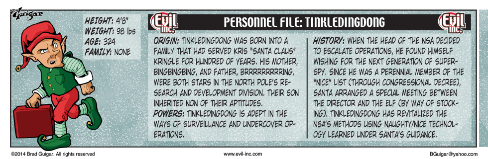 Evil Inc by Brad Guigar