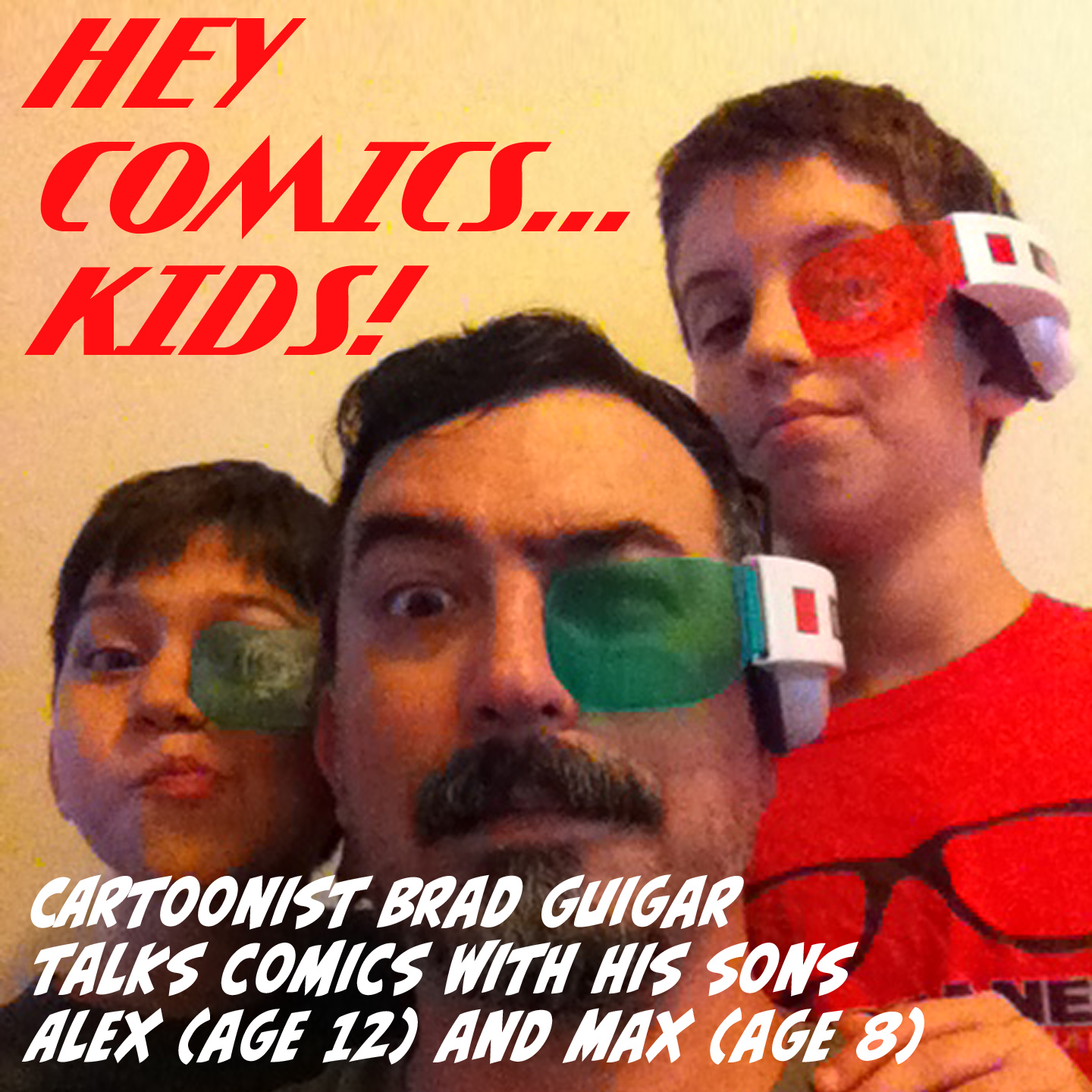 Evil Inc » Hey Comics — Kids!