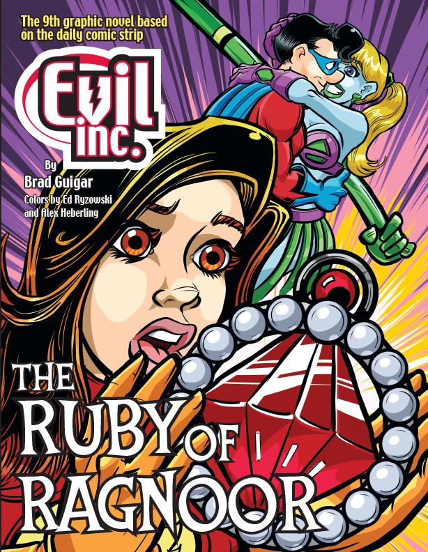 Evil Inc Kickstarter